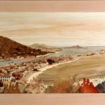 Marigot Bay 109 x 79 cm