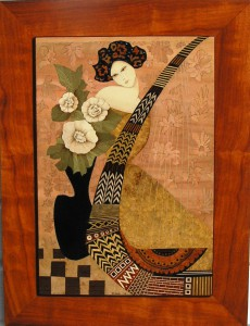 Wind Melody 53 x 41 cm