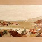 Gustavia  41 x 27 inch