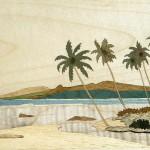 Rêve d'Antilles 11 x 7 inch